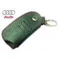 funda de piel para telemando de Audi A6