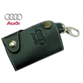 Leather Case for remote control of Audi A4
