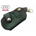 Leather Case for remote control of Audi A6