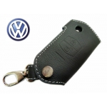 Funda de Piel Para Telemando de Volkswagen