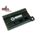 Gemini housing for 2-button remote control