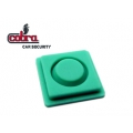 alarm button for control Cobra Goldline Green Click