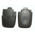 folding housing for remote control audi of 2 buttons