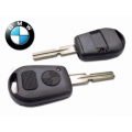 Housing For Remote Control of 2 Buttons BMW (Old Style Infrared)