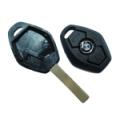 Carcasa Para Telemando BMW de 3 Botones y Llave 2 Track