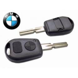 Carcasa Para Telemando BMW 2 botones Estilo Antiguo por Infrarrojos