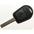 BMW 3 Button Remote Key Case HU92 Old Style For E39