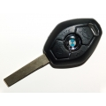 BMW 3 Button Remote Key Case (2 Track)