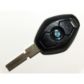 BMW 3 Button Remote Key Case HU58 Blade (4 Track)