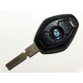 Carcasa Telemando BMW 3 Botones HU58 (4 Track)