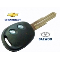2-button remote housing for Chevrolet Epica / Daewoo