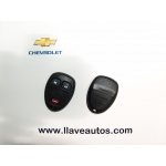 Carcasa Para Mando Chevrolet 3 Botones Tipo Llavero