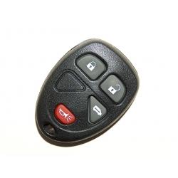 Carcasa Para Mando Chevrolet 4 Botones Tipo Llavero