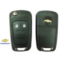 housing for Chevrolet 2-button remote control