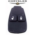 BUTTONS RUBBER FOR CONTROL OF 2 PUSH CHRYSLER