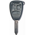 Housing Remote Control Chrysler 4 Buttons