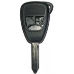 Carcasa Telemando Chrysler 3 Botones