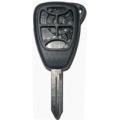 Carcasa Telemando Chrysler 6 Botones