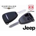 carcasa para Chrysler de 3 botones