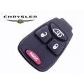 Rubber buttons Chrysler 4-button control