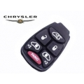 Rubber control buttons 6 buttons Chrysler