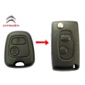 Key Housing HQ Remote SX9 Convert the Citroen C2 / C3 Folding Fixed