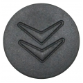 Citroen Remote Button Rubber Pad