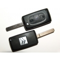 Citroen C4 Flip Remote Casing