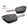 Housing With Key For Remote Control of Citroen Saxo