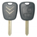 Housing Citroen 2 Buttons