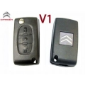 Housing For Remote Control Citroen C4 and Citroen C4 Picasso