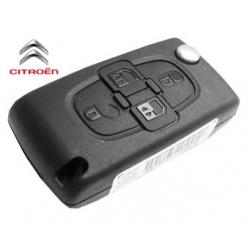 Carcasa con 4 botones para Citroen C8