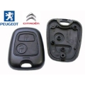 Housing For Remote Control Citroen C2 / C3 / Berlingo