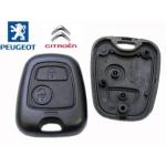Carcasa Para Telemando Peugeot 206 / 307 y Partner