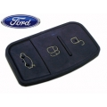 BUTTONS OF RUBBER FOR REMOTE CONTROL OF FORD FOCUS OF 3 PUSH