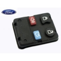 BUTTONS OF RUBBER FOR CONTROL FORD VANS OF 4 PUSH