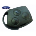 3-button remote shell for Ford C-Max / Mondeo and Focus