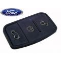 botones de goma para mando de Ford Focus de 3 botones