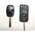 Flip Remote Key Case For Honda 2 Button Remote Key Accord Style