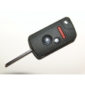 Flip Remote Key Case For Honda 2+1 Remote Key Accord Style