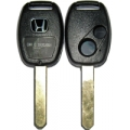 Housing For Remote Control Honda of 2 Buttons