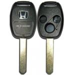 Carcasa Para Telemando Honda de 3 Botones