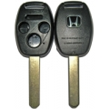 Housing For Remote Control Honda of 4 Buttons
