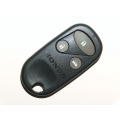 Honda 3 Button Remote Keylees Case