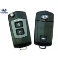 carcasa para telemando del Hyundai Tucson 3 botones