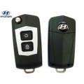 HOUSING FOR REMOTE CONTROL 2 BUTTONS, HYUNDAI SANTA FE