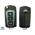 HOUSING FOR REMOTE CONTROL 3 BUTTONS, HYUNDAI SONATA