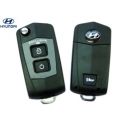 HOUSING FOR REMOTE CONTROL 3 BUTTONS, HYUNDAI TUCSON