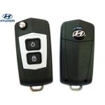 carcasa para telemando de Hyundai Elantra 2 botones