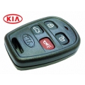Remote Housing With 4 Buttons For Kia
